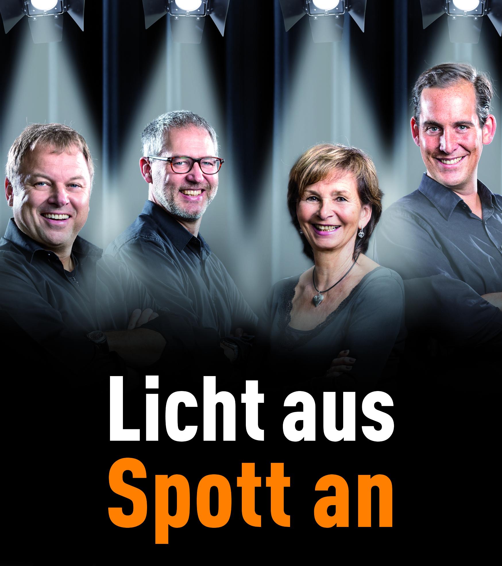 Licht Aus – Spott An